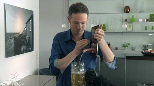 iPadからビール!?そしてコンシェルジュ「Siri」が現実に現れる!!